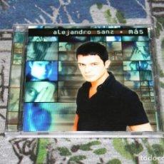 CDs de Música: ALEJANDRO SANZ - MÁS - 3984-20281-2 - WEA - CD. Lote 54662298