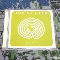 CDs de Música: LUAR NA LUBRE - ESPIRAL - 0927456302 - WEA - CD. Lote 104953507