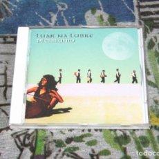 CDs de Música: LUAR NA LUBRE - PLENILUNIO - 3984 20602 2 - WEA - CD. Lote 48937080