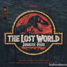 CDs de Música: JURASSIC PARK: THE LOST WORLD / JOHN WILLIAMS CD BSO. Lote 218251195