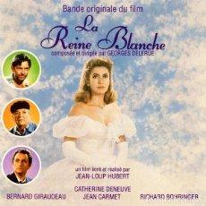 CDs de Música: LA REINE BLANCHE / GEORGES DELERUE CD BSO - POLYDOR. Lote 218252692