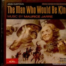 CDs de Música: THE MAN WHO WOULD BE KING / MAURICE JARRE CD BSO. Lote 218253441