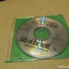 CDs de Música: PATCH ADAMS - ROD STEWART / FAITH OF THE HEART. Lote 218256571