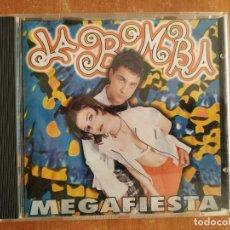 CDs de Música: LA BOMBA. MEGAFIESTA. BLANCO Y NEGRO MUSIC. AÑO 1996.. Lote 218266271