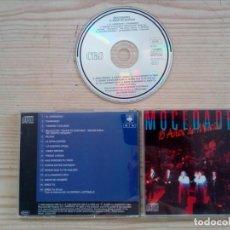 CDs de Música: MOCEDADES - 15 AÑOS DE MUSICA CD. Lote 218271283