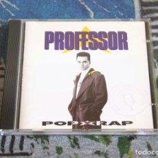 CDs de Música: PROFESSOR POP - RAP - 7962272 - RADIO POPULAR DE CÓRDOBA - EMI - CD. Lote 162578654
