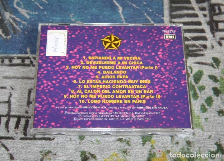 CDs de Música: Professor Pop - Rap - 7962272 - EMI-ODEON - REBELDES SIN PAUSA - CD - 1990 - Foto 3 - 162578654