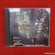 CDs de Música: MARK ISHAM THE RIVER RUNS THROUGH IT. Lote 218283217