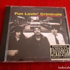 CDs de Música: CD FUN LOVIN CRIMINALS - COME FIND YOURSELF. Lote 218286211