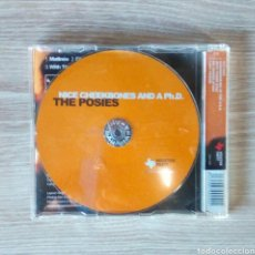 CDs de Música: THE POSIES - CD-SINGLE, NICE CHEEKBONES AND A PH. D., HOUSTON PARTY RECORDS, 2001. SPAIN.. Lote 218296785