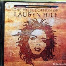 CDs de Música: LAURYN HILL - THE MISEDUCATION OF LAURYN HILL. Lote 218300576