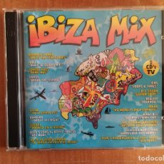 CDs de Música: IBIZA MIX. 2CDS. TABU. SILENZI. BANDIDO. JENS. DJ SILVAN. MAXX. JOHNNY KASS. AÑO 1994. EL PRIMER MIX. Lote 218330155