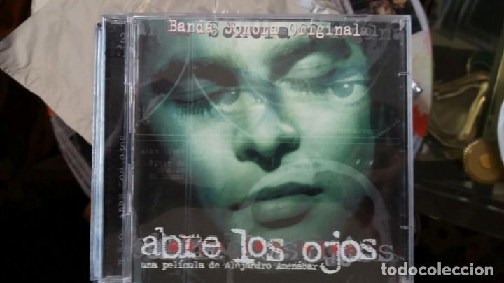CD B.S.O. ABRE LOS OJOS (Música - CD's Bandas Sonoras)