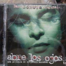 CDs de Música: CD B.S.O. ABRE LOS OJOS. Lote 218330365