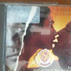 CDs de Música: B.S.O. UNA PROPOSICION INDECENTE. Lote 218332893