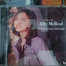 CDs de Música: B.S.O. ALLY MC BEAL. Lote 218332933