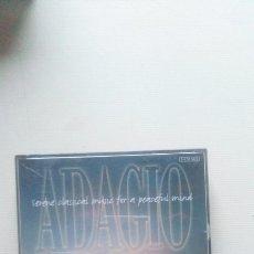 CDs de Música: ADAGIO. Lote 218346616