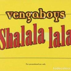 CDs de Música: VENGABOYS- SHALALA LALA. Lote 218347366