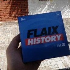 CDs de Música: FLAIX HISTORY VOL 2./ 5 CDS AÑOS 90/2000. Lote 218358903