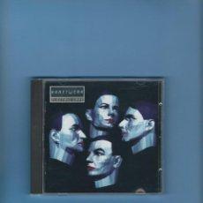 CDs de Música: CD - KRAFTWERK - ELECTRIC CAFE. Lote 218369165
