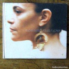CDs de Música: URSULA RUCKER - SUPA SISTA - 2001 - BREAKS, DOWNTEMPO. Lote 218403083
