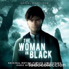 CDs de Música: LA MUJER DE NEGRO - THE WOMAN IN BLACK MÚSICA COMPUESTA POR MARCO BELTRAMI. Lote 218421593