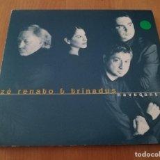 CDs de Música: ZÉ RENATO & TRINADUS. NAVEGANTES (CD). Lote 218424771