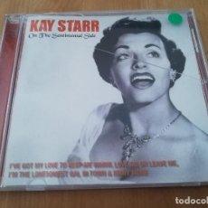 CDs de Música: KAY STARR. ON THE SENTIMENTAL SIDE (CD). Lote 218425721
