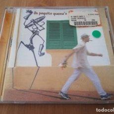 CDs de Música: UN POQUITO QUEMA'O (SERGENT GARCIA) CD. Lote 218425870