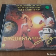 CDs de Música: ORQUESTA DE LA LUZ. SALSA CALIENTE DEL JAPÓN (CD). Lote 218427050