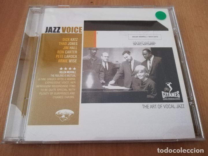 HELEN MERRILL. THE FEELING IS MUTUAL (CD) (Música - CD's Jazz, Blues, Soul y Gospel)
