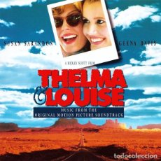 CDs de Música: THELMA & LOUISE / HANS ZIMMER, VARIOS CD BSO. Lote 218444687