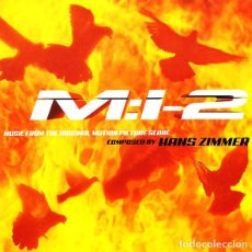 CDs de Música: M:I-2 - MISSION: IMPOSSIBLE II / HANS ZIMMER CD BSO. Lote 218444885