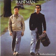 CDs de Música: RAIN MAN / HANS ZIMMER, VARIOS CD BSO. Lote 218445046