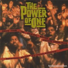 CDs de Música: THE POWER OF ONE / HANS ZIMMER CD BSO. Lote 218445802