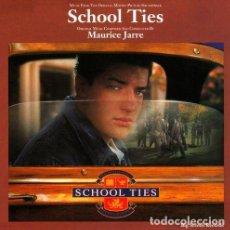 CDs de Música: SCHOOL TIES / MAURICE JARRE CD BSO. Lote 218446148