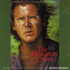CDs de Música: THE MOSQUITO COAST / MAURICE JARRE CD BSO. Lote 218446201