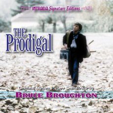CDs de Música: THE PRODIGAL / BRUCE BROUGHTON CD BSO. Lote 218446690