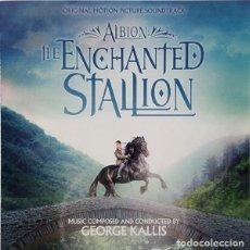 CDs de Música: ALBION: THE ENCHANTED STALLION / GEORGE KALLIS CD BSO. Lote 218446748