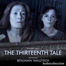 CDs de Música: THE THIRTEENTH TALE / BENJAMIN WALLFISCH CD BSO - KRONOS. Lote 218447037
