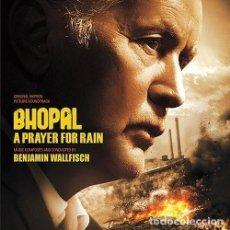 CDs de Música: BOPHAL: A PRAYER FOR THE RAIN / BENJAMIN WALLFISCH CD BSO. Lote 218447171
