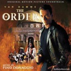 CDs de Música: THE ORDER / PINO DONAGGIO CD BSO - QUARTET. Lote 218447461