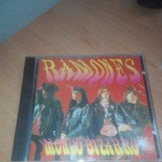 CDs de Música: RAMONES MONDO BIZARRO CD ALBUM DEL AÑO 1992 CONTIENE 13 TEMAS. Lote 218466970
