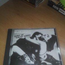 CDs de Música: SCORPIONS ¨LOVE AT FIRST STING¨ (CD). Lote 218466988
