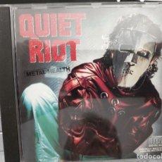 CDs de Música: QUIET RIOT ?– METAL HEALTH SELLO: EPIC ?– EPC 450084 2. BUEN ESTADO. Lote 218467010