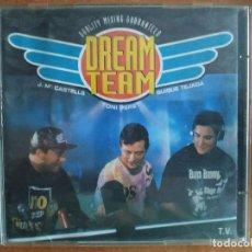 CDs de Música: DREAM TEAM. JM CASTELLS. TONI PERET. QUIQUE TEJADA. 2CDS. MAX MUSIC. AÑO 1995.. Lote 218505207