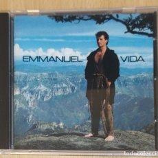 CDs de Música: EMMANUEL (VIDA) CD 1991. Lote 218510665