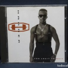 CD de Música: HAMMER ?– TOO LEGIT TO QUIT - CD. Lote 218524120