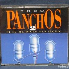 CDs de Música: LOS PANCHOS - TODO PANCHOS 2 - 2 CD. Lote 218525141