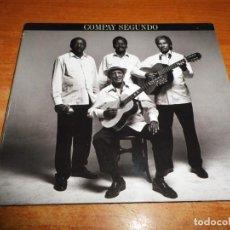 CDs de Música: COMPAY SEGUNDO CHAN CHAN CD MAXI SINGLE PROMO DIGIPACK 1996 ESPAÑA CONTIENE 6 TEMAS RARO. Lote 218533706